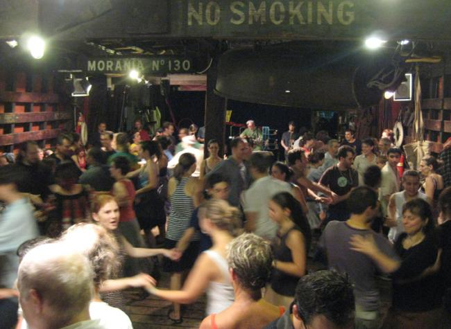 Brooklyn Contra Dance