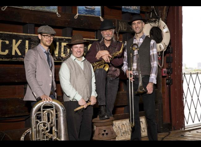 Jeff Newell & the New-Trad Quartet